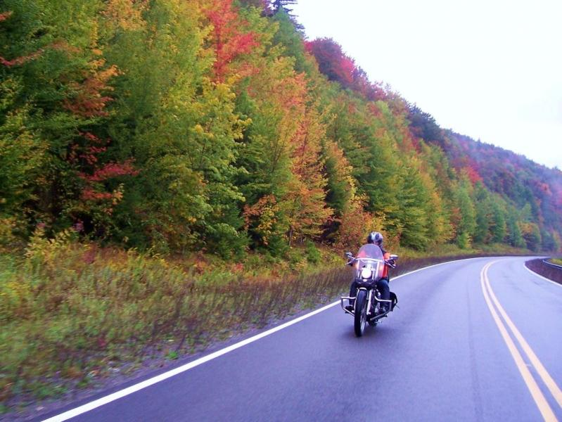 The Highland Scenic Highway (SR 150)