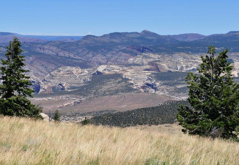 Dinosaur National Monument Canyons