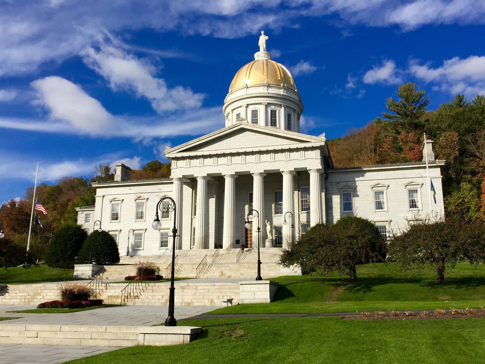 16 - Montpelier, VT. What a beautiful rural state capital!
