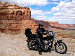Mexican Hat to Bryce Canyon utah motorcycle ride