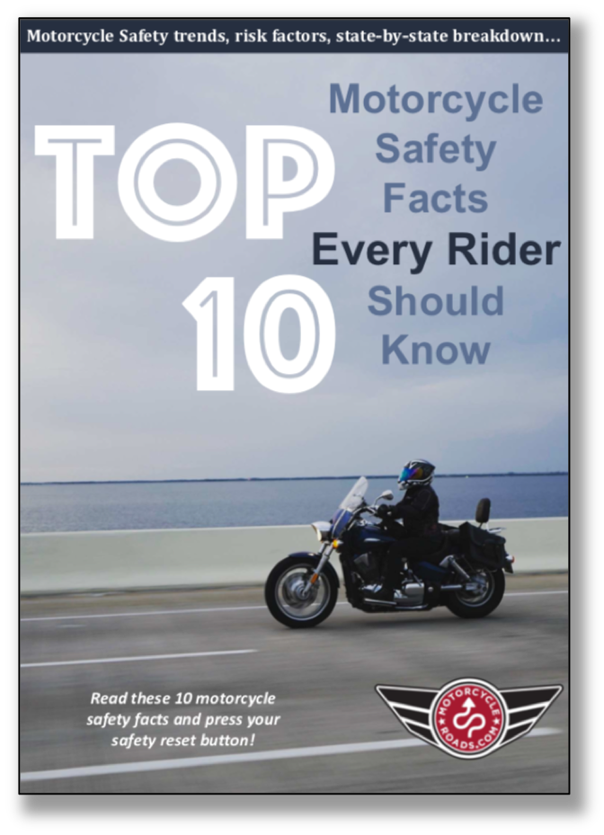 Read the Top 10 Motorcycle Safety Facts Every Rider Should Know