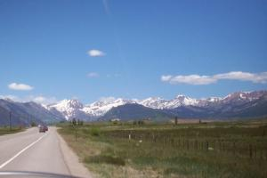 Gunnison to Crested Butte