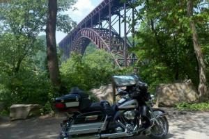 Scenic Route to New River Gorge