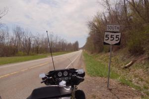 The Triple Nickel - Route 555