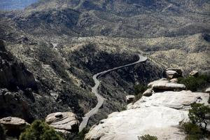 Mt Lemmon Loop