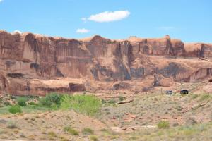 "Utah 128 - ""The Canyons of the Colorado River"""