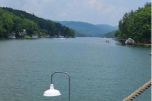 Fletcher NC to Chimney Rock & Lake Lure