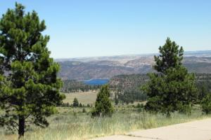 Ashley National Forest to Flaming Gorge National Recreation Area