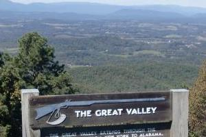 Greensboro, NC - Blue Ridge Pkwy - Winston-Salem