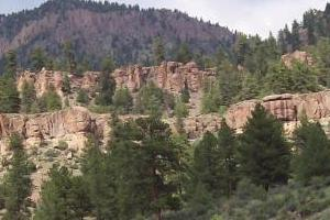 Colorado Route 149 - South Fork to Gunnison