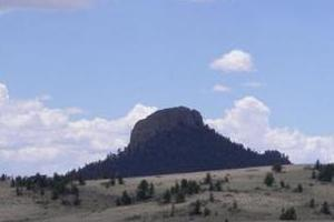Highway 77 to Colorado's Mini Devil's Tower