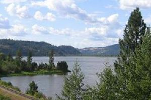 Spokane Valley to White Pine Scenic By-way to St Maries Idaho