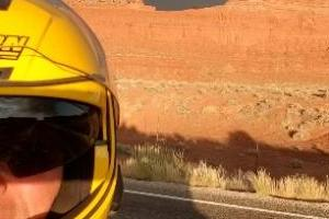 Mexican Hat to Bryce Canyon