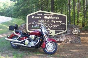Ozark Highlands Scenic Byway
