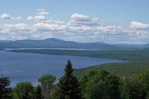 Rangeley Lakes Scenic Byway
