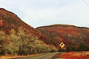 Rt. 4 - White Rock to Jemez Springs