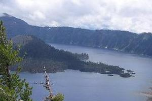 Roseburg to Crater Lake on Wonderful 138