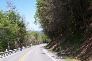 PA 233 - 50 Miles and Four State Parks