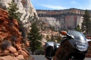 Highway 9 - Zion Canyon