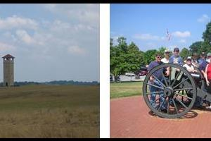 Leesburg VA to Antietam National Battlefield MD