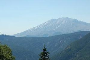 503-Lewisville Hwy (north of Battle Ground) to Mt. St. Helens Nat'l Forest