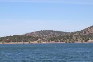 Route 83 to Parker Canyon Lake