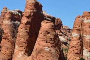 The Arches National Park Loop