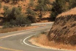 The Lost Highway 58 - Bakersfield to San Luis Opisbo