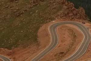 Pikes Peak Run