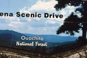 Talimena National Scenic Byway