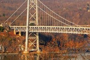 The 70 Mile Hudson River Bridge Tour