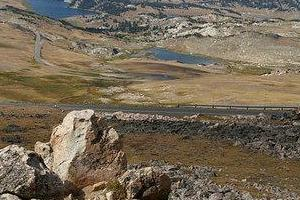 Chief Joseph Scenic Highway-Bighorn Mountains