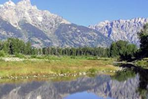 From Casper into the Heart of the Tetons