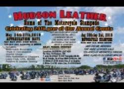 Hudson Leather 24th Annual Motorcycle Rally & Blessing |  Ohio
