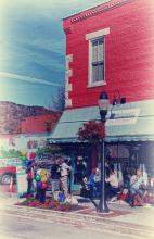 The Market on Courthouse Square |  West Virginia