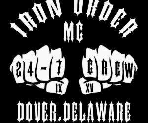 Dover, Delaware Iron Order Motorcycle Club |  Delaware