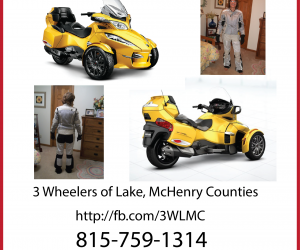 Can-Am Spyder Club - 3 Wheelers of Lake and McHenry County |  Illinois
