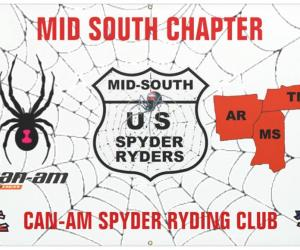 US Spyder Ryders-Midsouth Chapter |  Tennessee