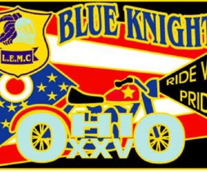 Blue Knights International Law Enforcement Motorcycle Club, Inc OH XXV |  Ohio