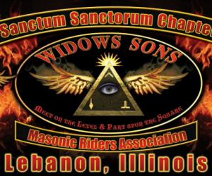 Sanctum Santorum Chapter Widows Sons Masonic Riders Association |  Illinois